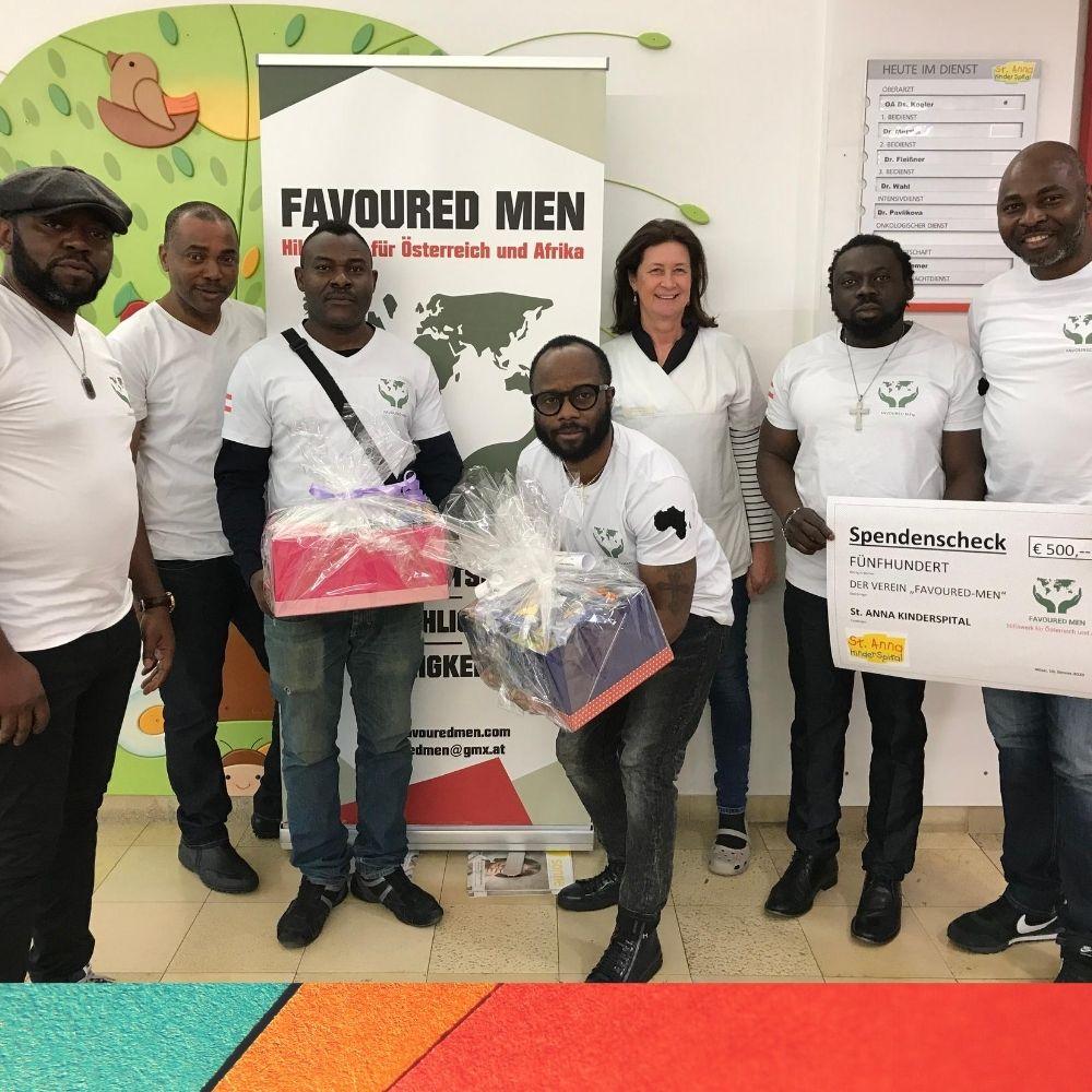 About Favoured Men ngo website NGO Afrika (Favoured Men) NGO österreich (Favoured Men) _ Story & Mission