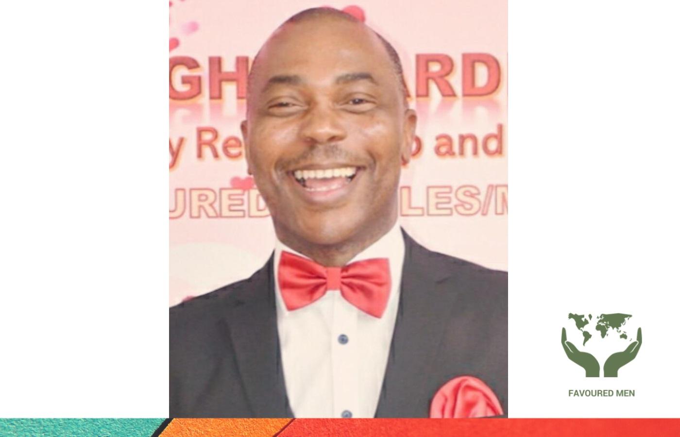 About Favoured Men ngo website NGO Afrika (Favoured Men) NGO österreich (Favoured Men) Edwin Otaru