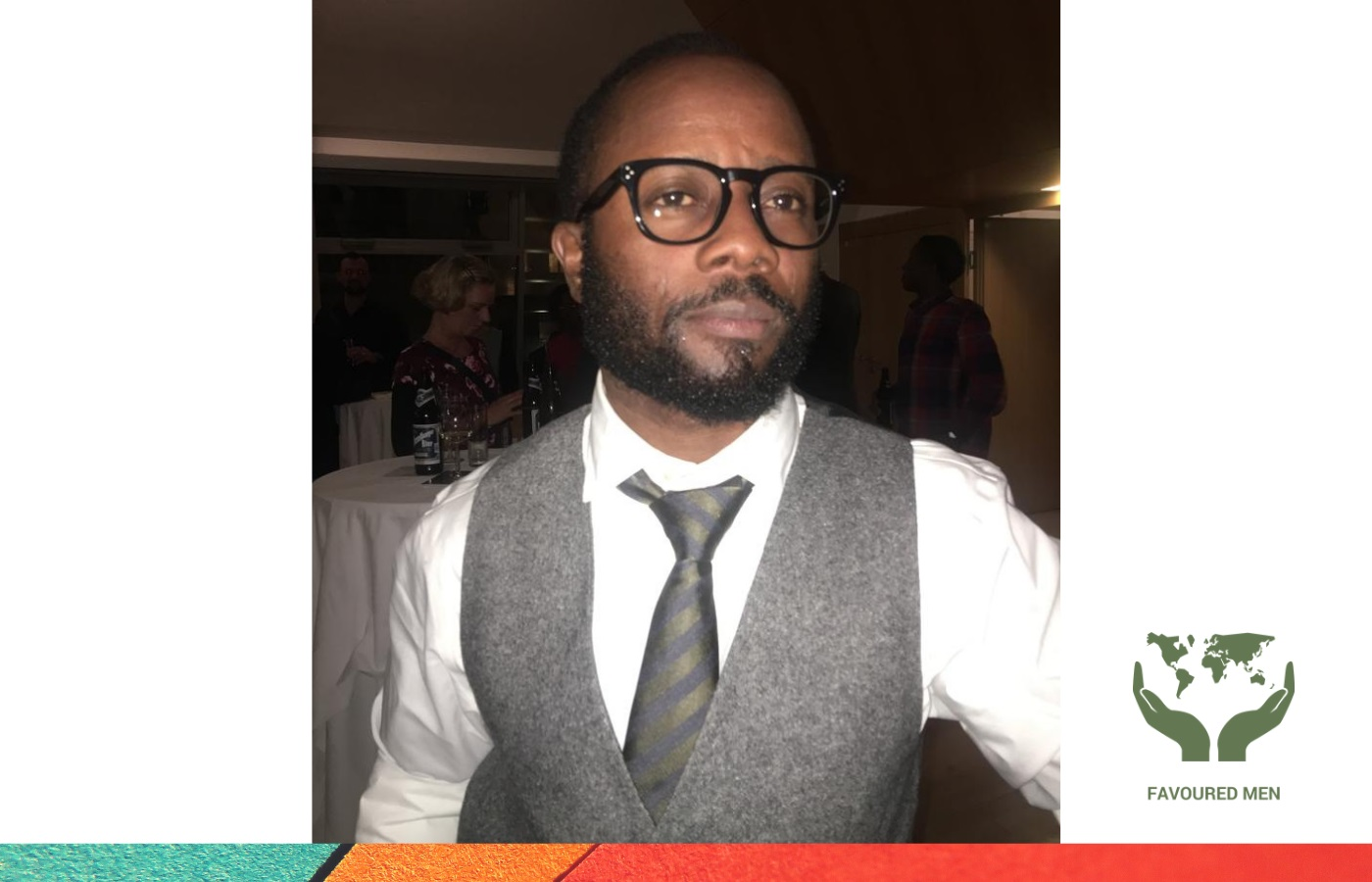 Favoured Men ngo website NGO Afrika (Favoured Men) NGO österreich Favoured Men Sidney Kingsley Ndego